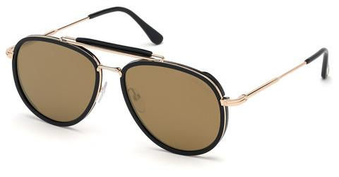Solglasögon Tom Ford Tripp (FT0666 01G)