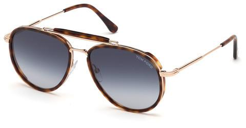 Solglasögon Tom Ford Tripp (FT0666 54W)