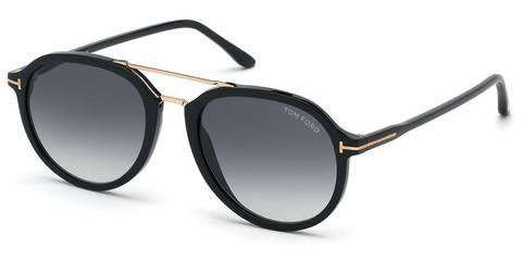 Solglasögon Tom Ford Rupert (FT0674 01B)