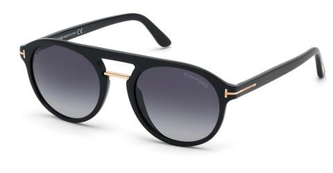 Solglasögon Tom Ford Ivan-02 (FT0675 01W)