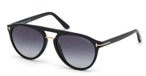 Solglasögon Tom Ford Burton (FT0697 01W)