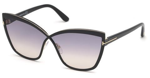 Solglasögon Tom Ford Sandrine-02 (FT0715 01B)