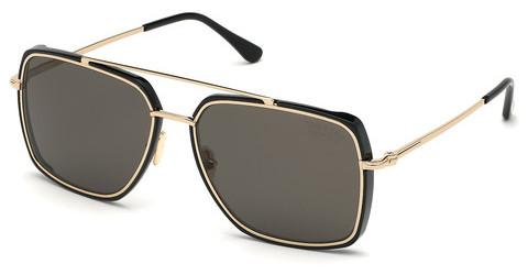 Solglasögon Tom Ford FT0750 01D