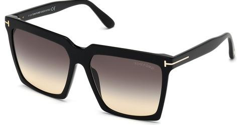 Solglasögon Tom Ford FT0764 01B