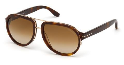 Solglasögon Tom Ford Geoffrey (FT0779 53F)