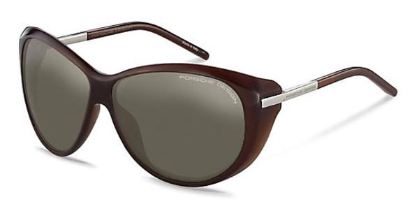 Porsche Design   P8602 B greydark chocolate