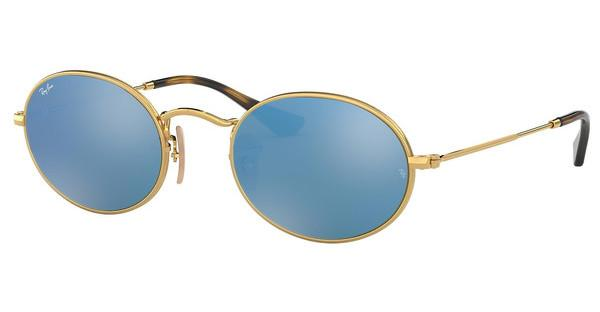 Ray-Ban   RB3547N 001/9O LIGHT BLUE FLASHGOLD