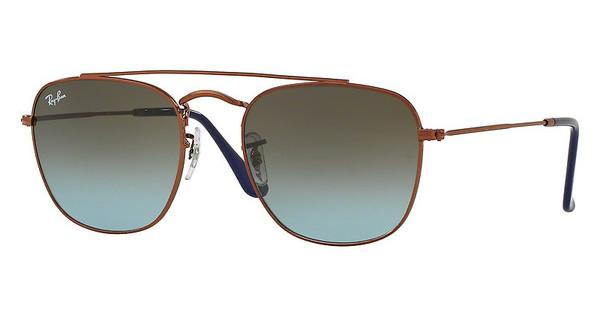 Ray-Ban   RB3557 900396 BLUE GRADIENT BROWNDARK BRONZE