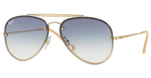 Ray-Ban   RB3584N 001/19 CLEAR GRADIENT LIGHT BLUEGOLD