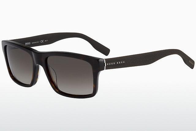 Handla solglasögon online till ett bra pris Boss 46208870d34ba
