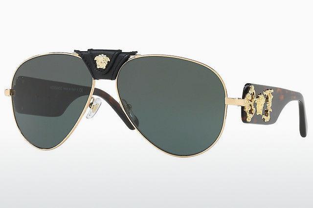versace solglasögon herr